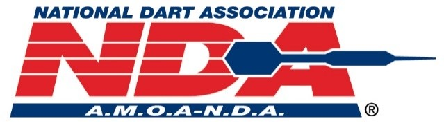 nda darts color logo